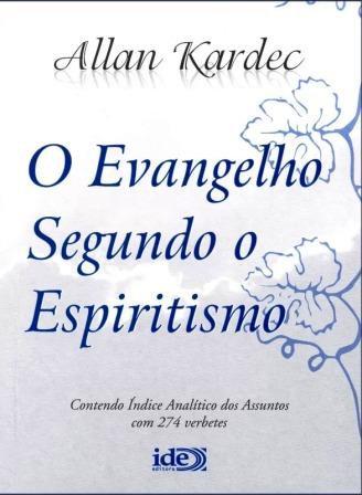 Evangelho Segundo o Espiritismo (O) - Capa Branca