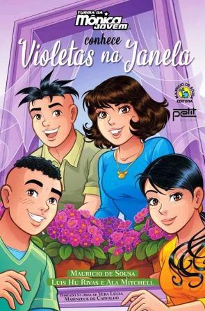 Turma da Mônica – Violetas na Janela