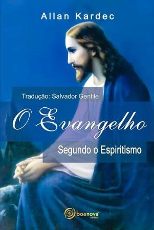 Evangelho Segundo o Espiritismo (O) - Capa Azul