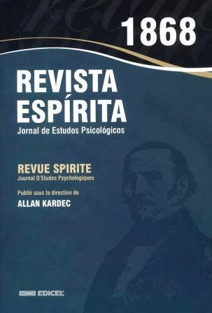 REVISTA ESPIRITA - 1868 - ANO XI