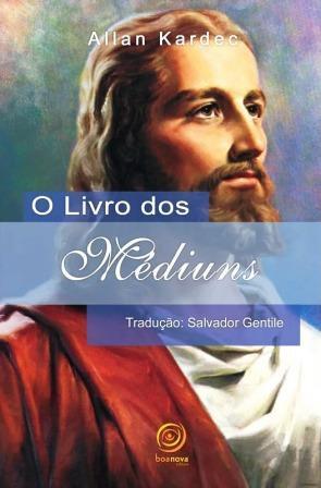 Livro dos Médiuns (O) - Capa Jesus