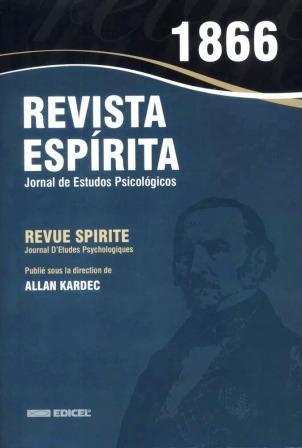 REVISTA ESPIRITA - 1866 - ANO IX