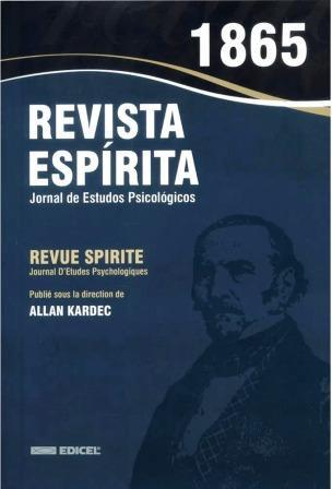 REVISTA ESPIRITA - 1865 - ANOV VIII