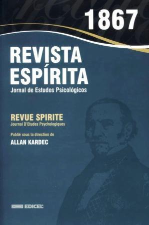 REVISTA ESPIRITA - 1867 - ANO X
