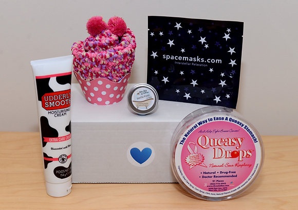 Breast Cancer Comfort Care Box