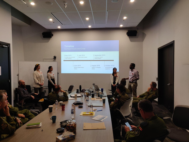 Co-op Presentation