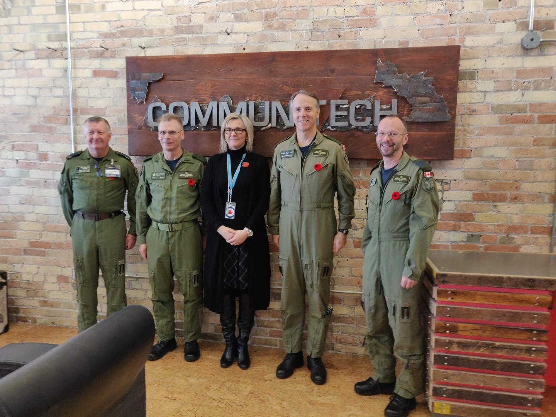 Communitech + Canadian Armed Forces
