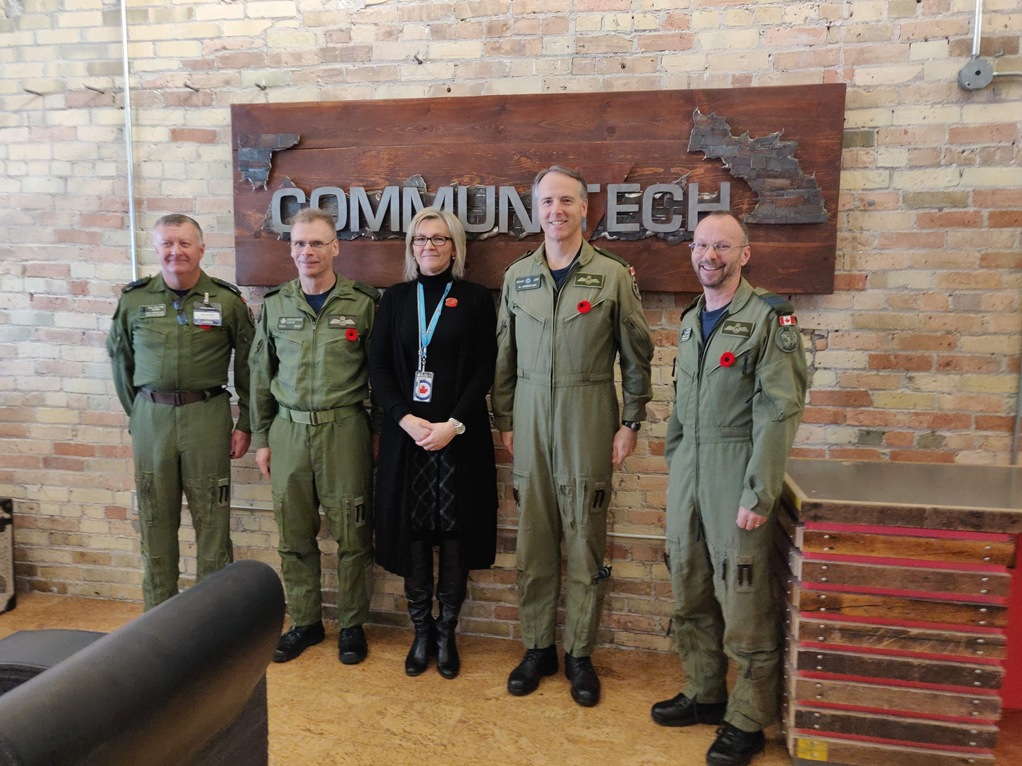 Communitech + Canadian Armed Forces
