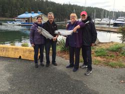 Nanaimo Salmon Fishing Charters