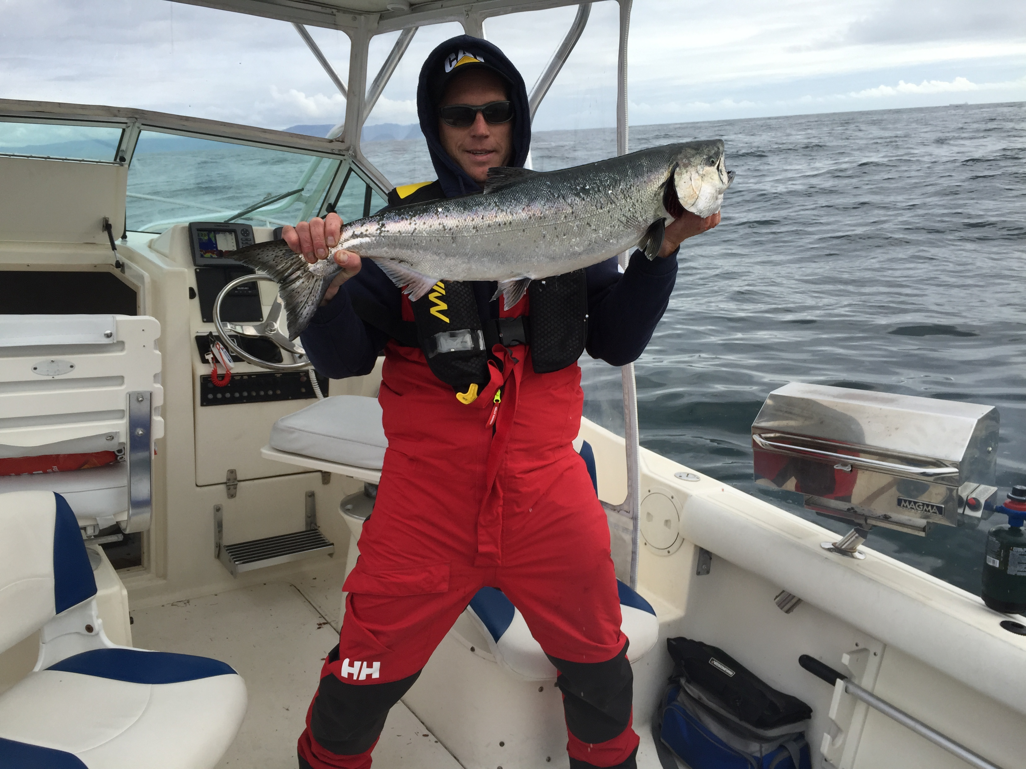 fishing charters nanaimo