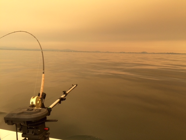 Fishing Charters on Vancouver Island