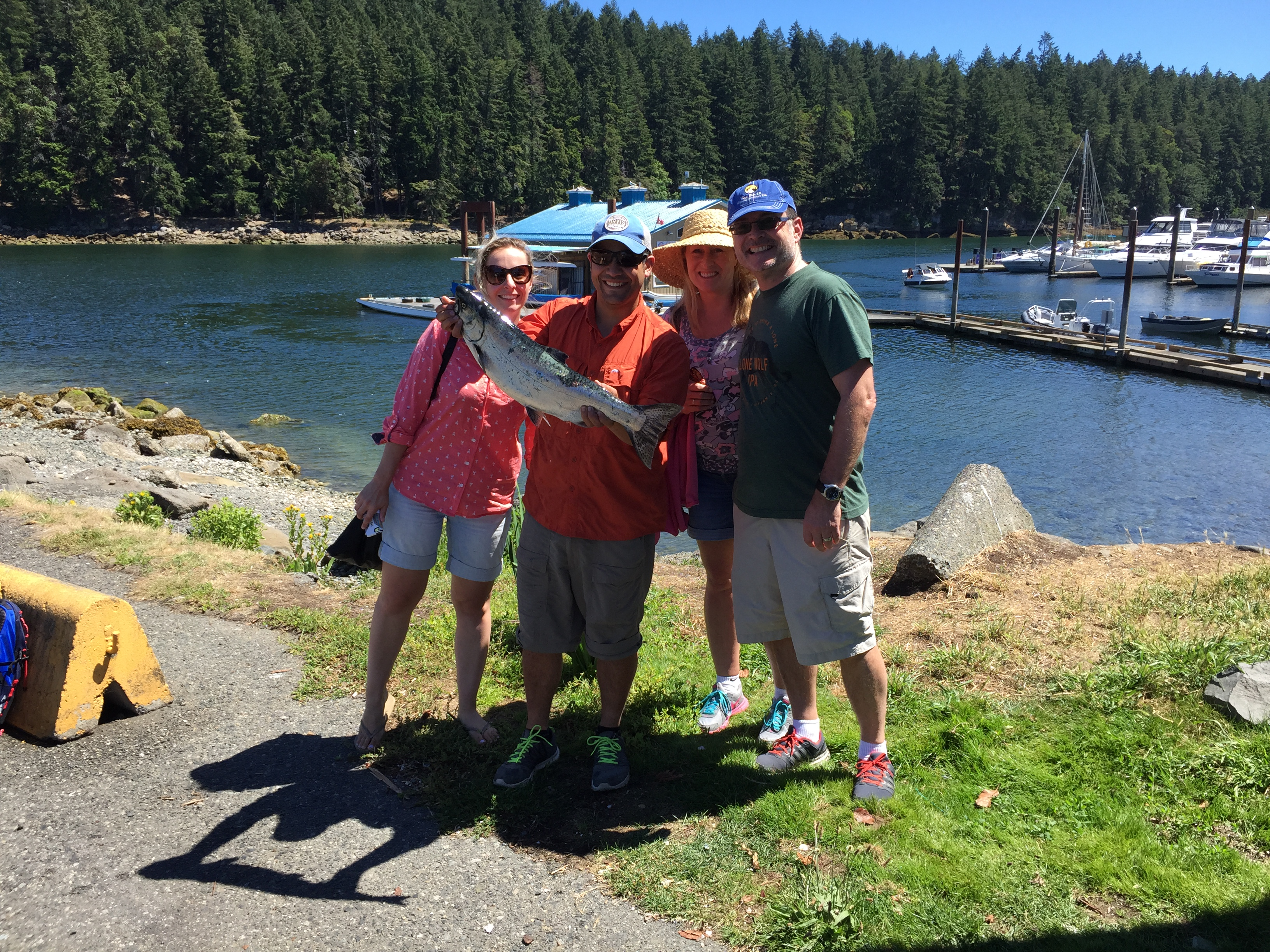 Fishing Charters in Nanaimo