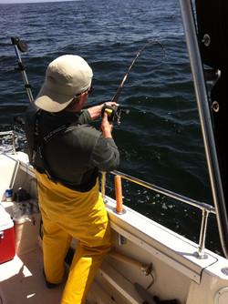 halibut charters in nootka sound