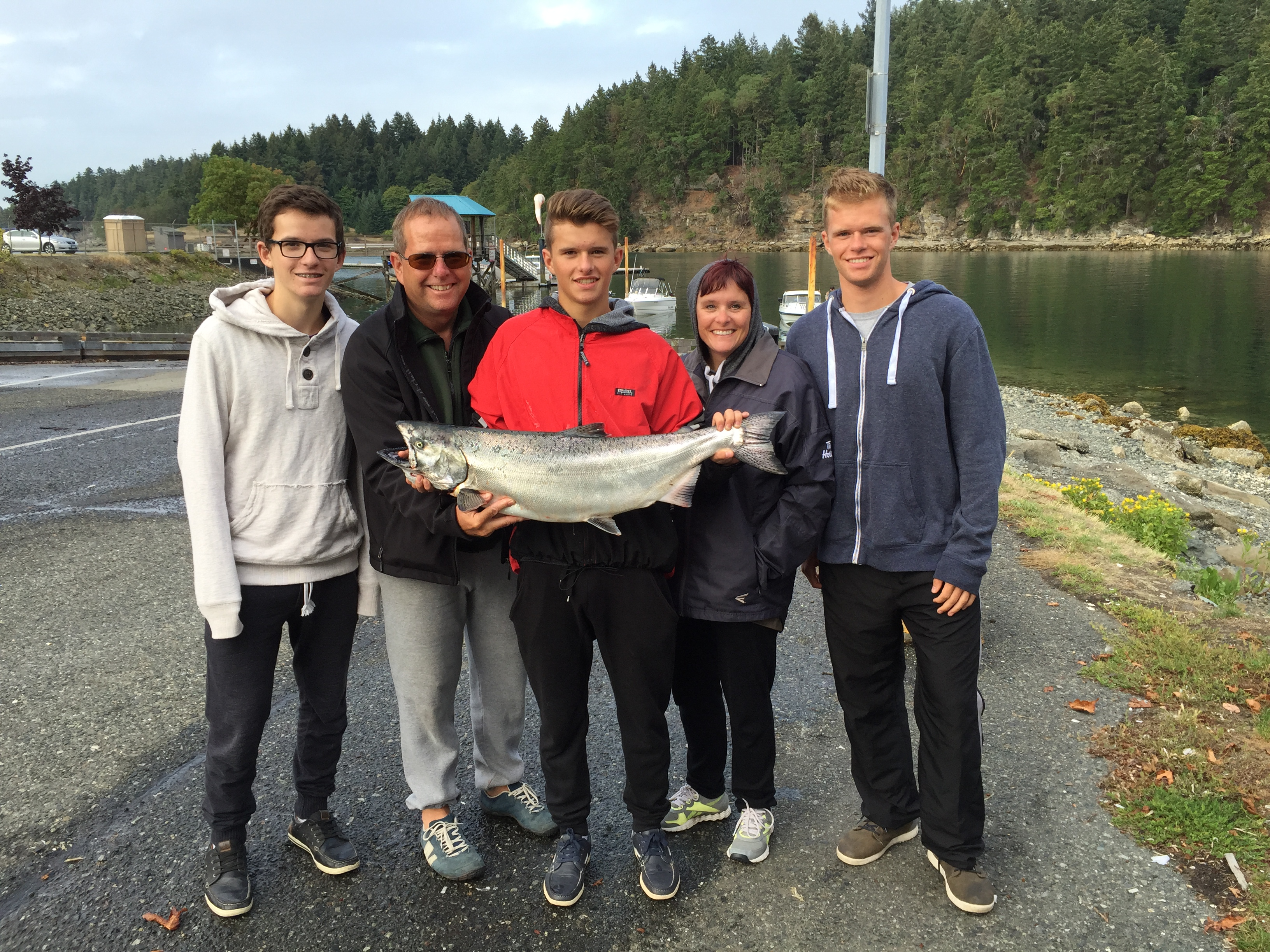 Nanaimo Fishing Trips