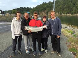 Nanaimo Fishing Trips
