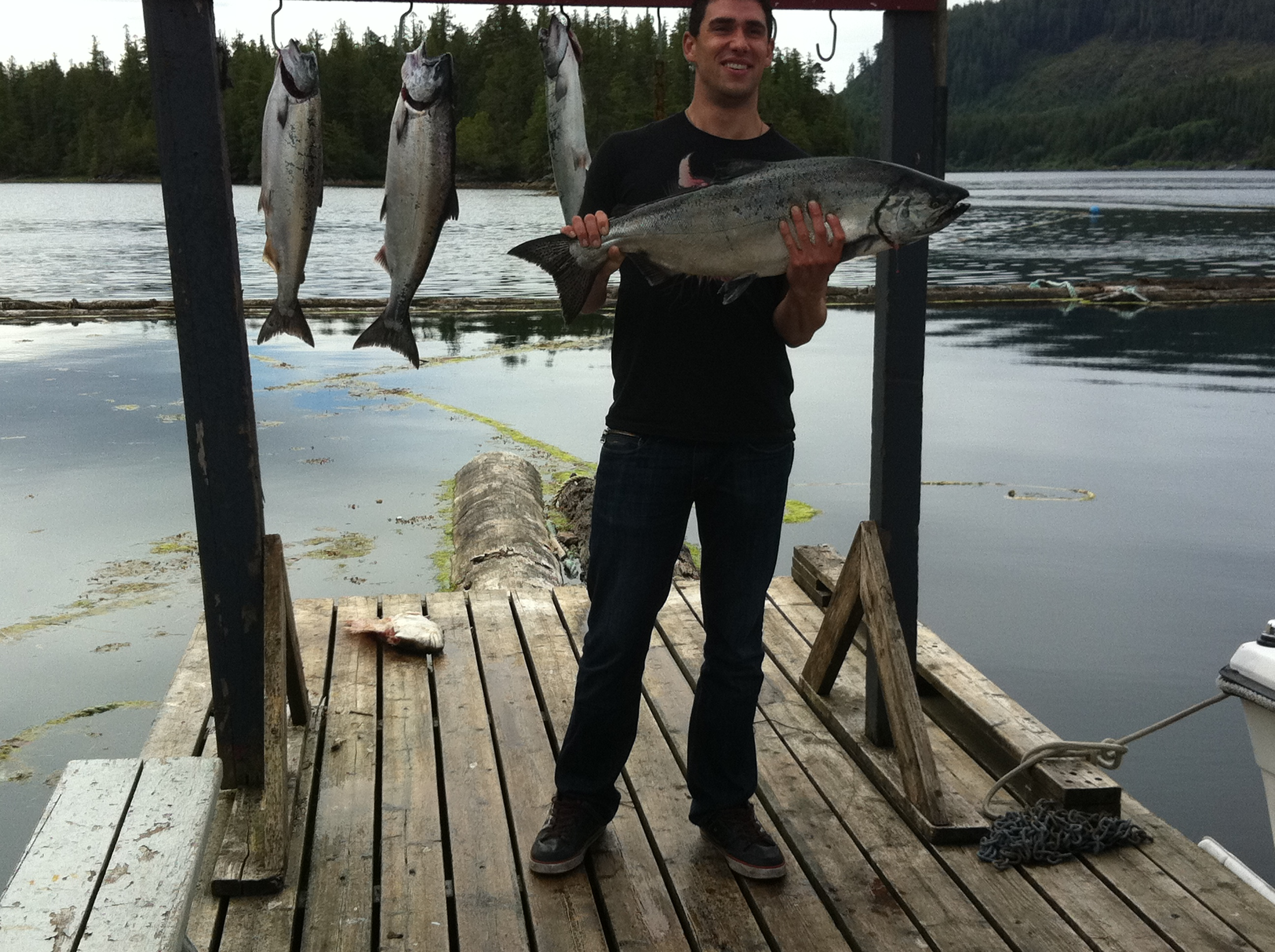 Fishing Charters In nootka sound