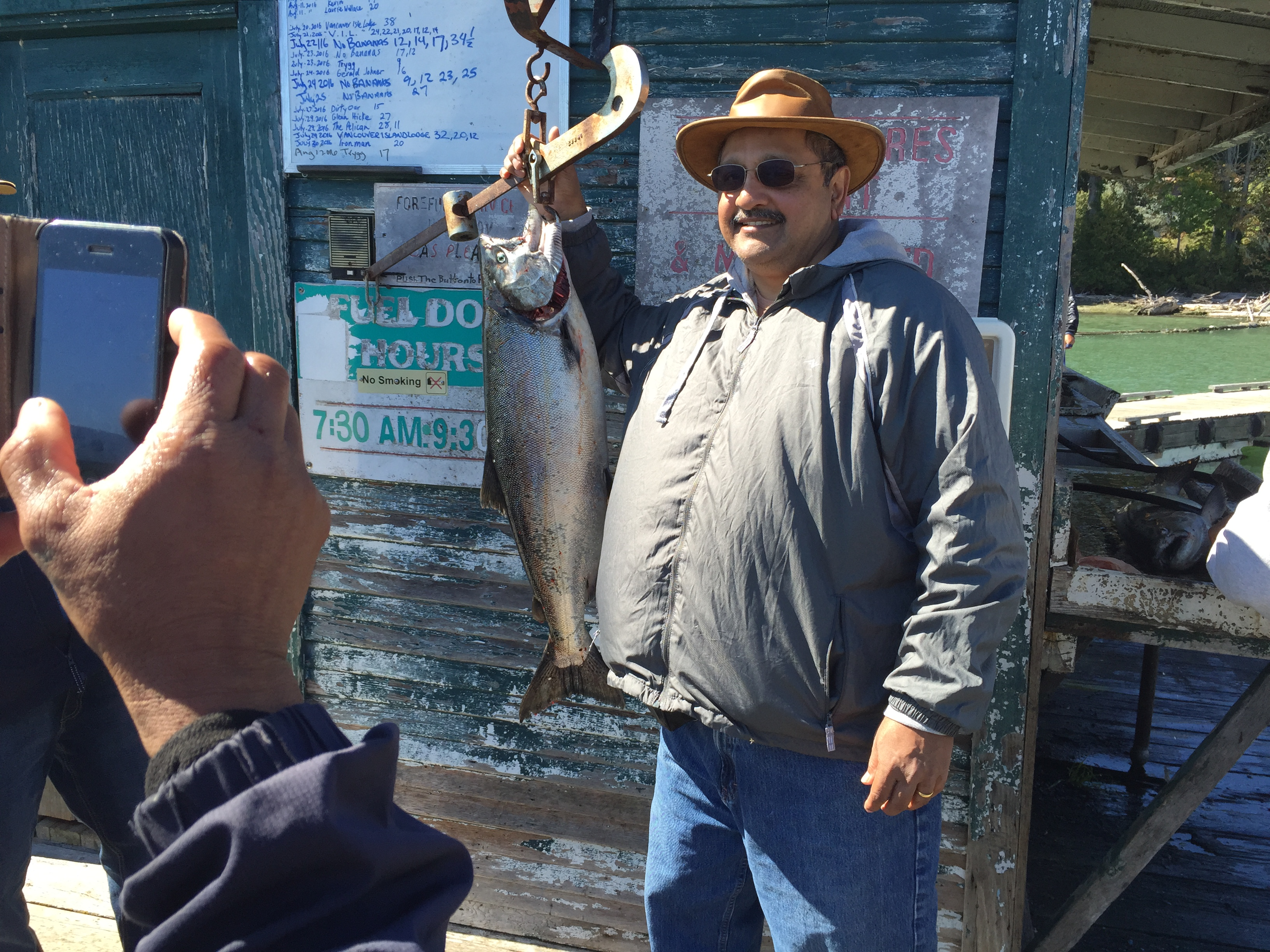 Sooke fishing Charters