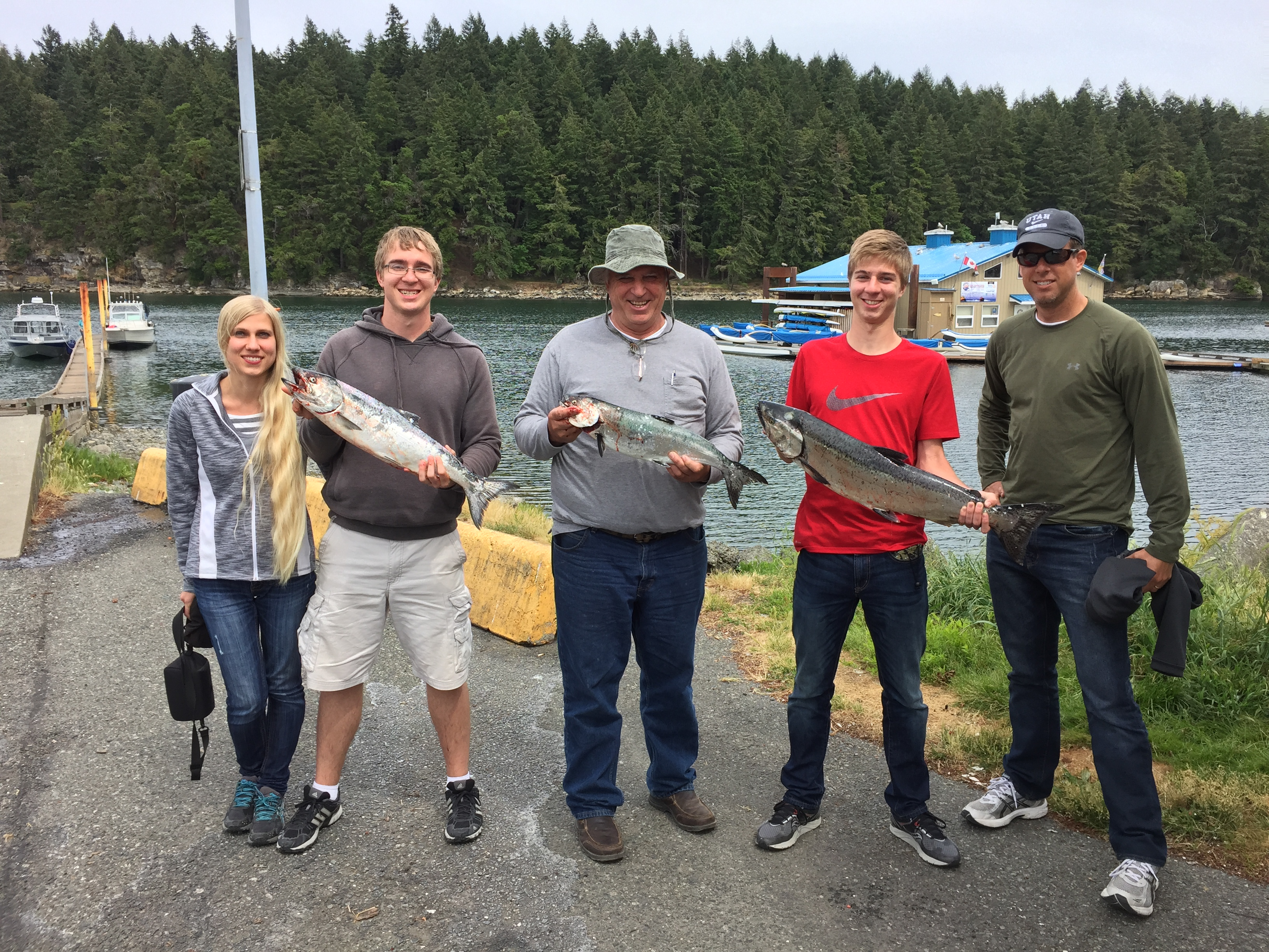 nanaimo fishing charters