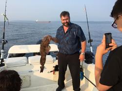 Nanaimo fishing charters lingcod