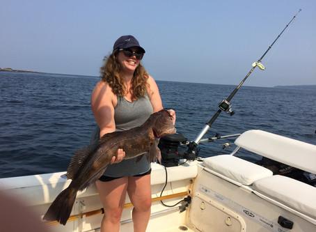 Nanaimo Fishing Charters Report 7/11/17