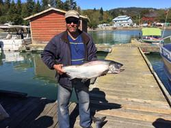 Fishing CHarters in Sooke
