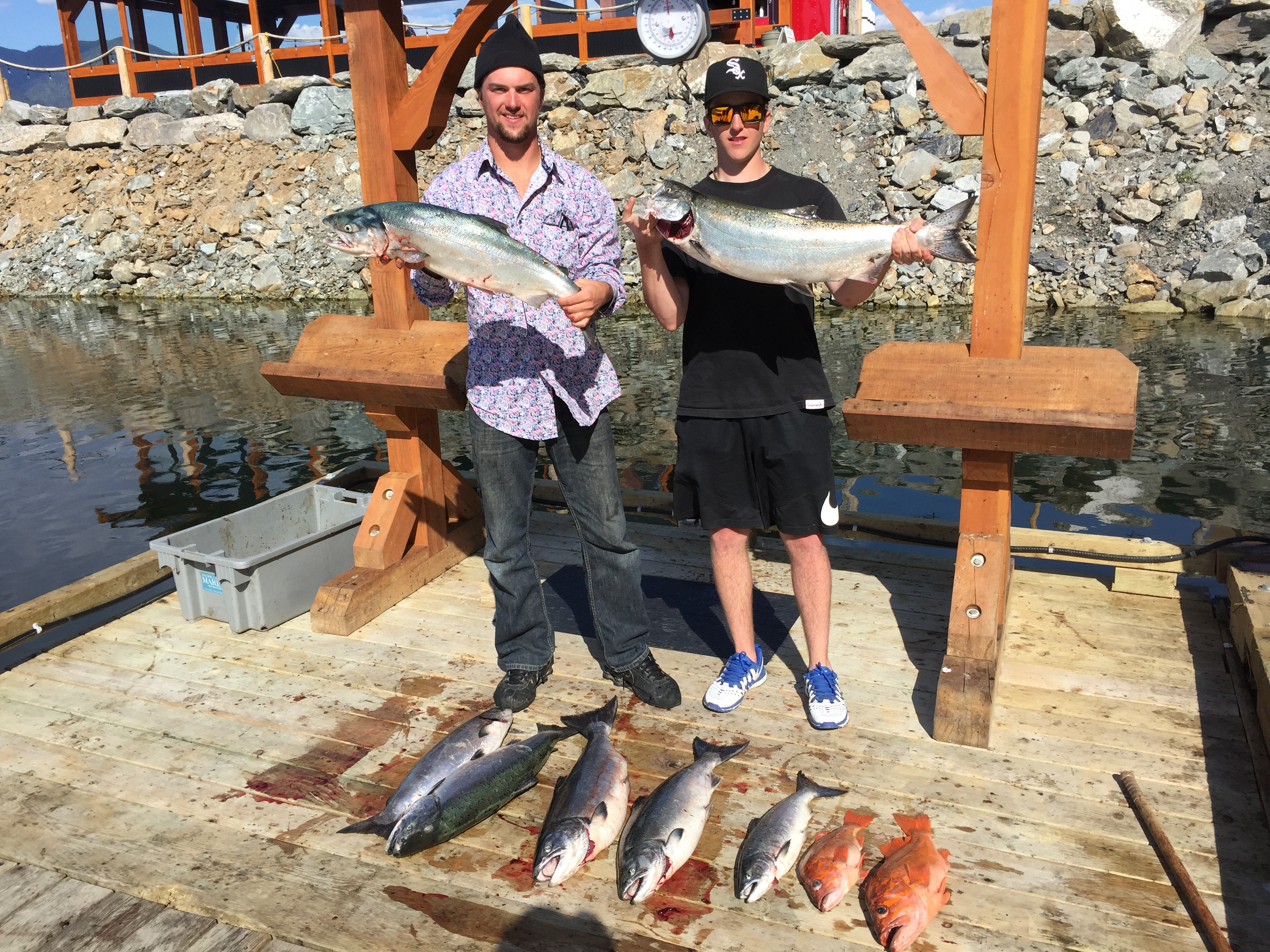 Fishing Charters Port Renfrew
