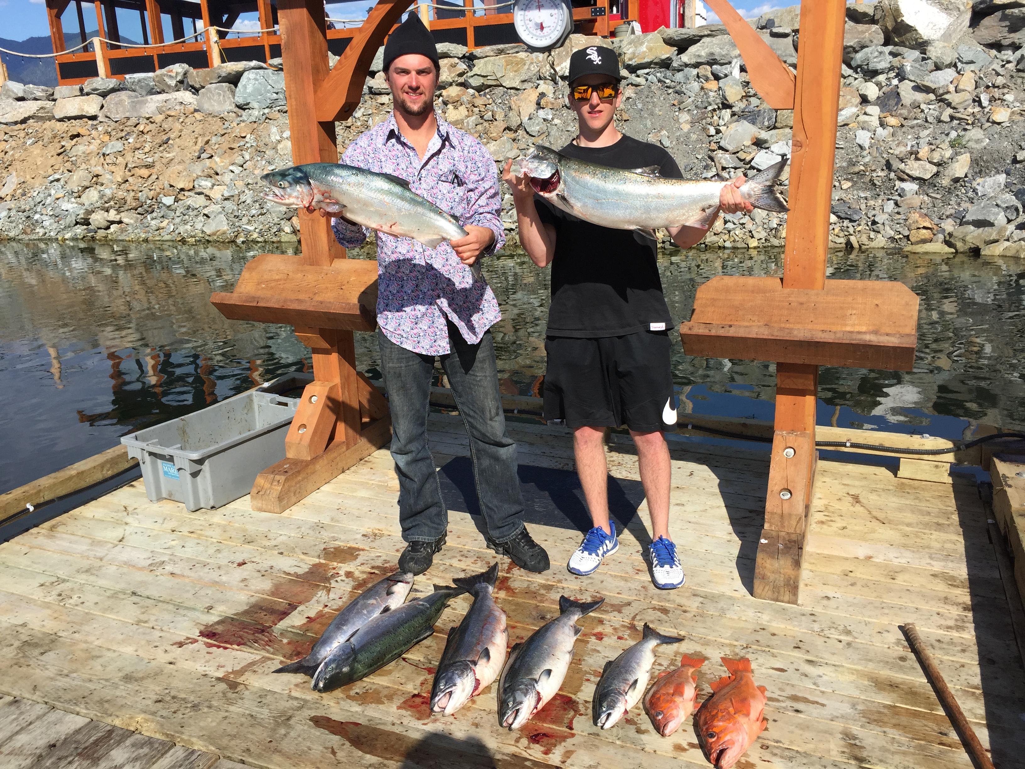 Fishing Charters Port Renfrew