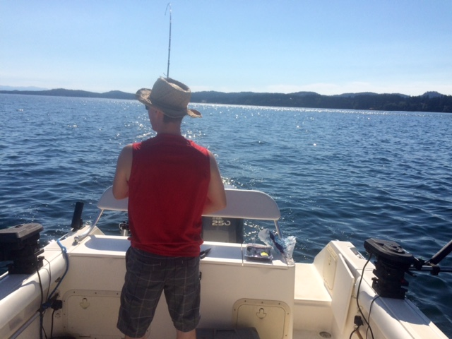 Fishing Charters In sooke b.c