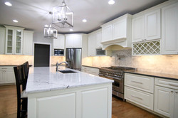 Open-concept Bridgetown kitchen