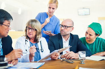Influencing Healthcare Group Coaching