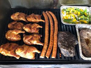 BBQ (chickens, sausage, pork shoulders and vegetables).jpg