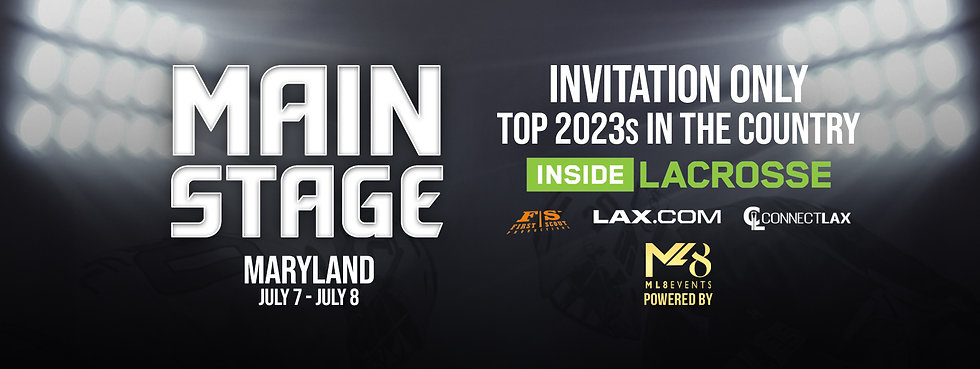 Main Stage | ML8 Events | Maryland