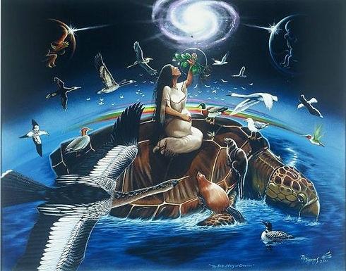 Turtle Island Story
