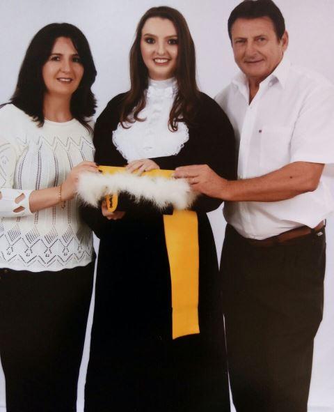 Graduada com mérito