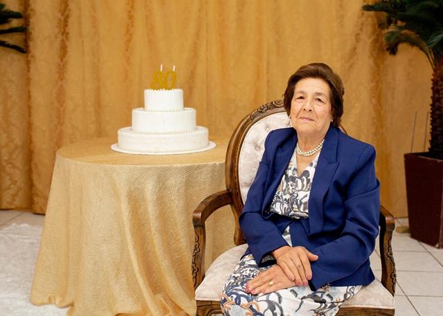 Feliz 80 anos