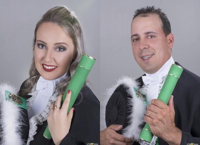 Parabéns, Ritiele e Marcelo