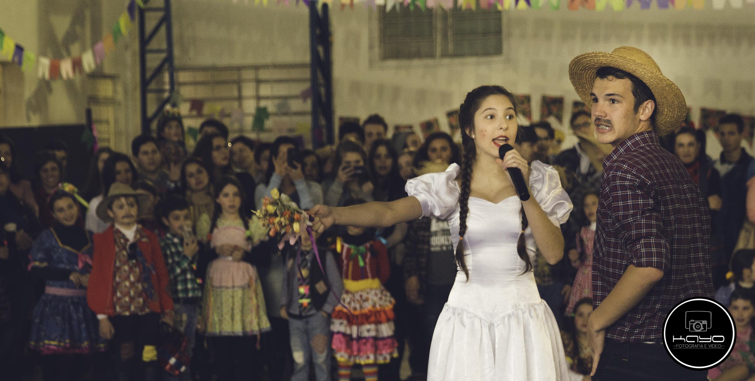 Festa Cairipira na URI