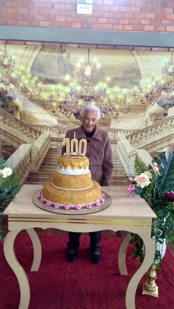 100 anos da Mimosa