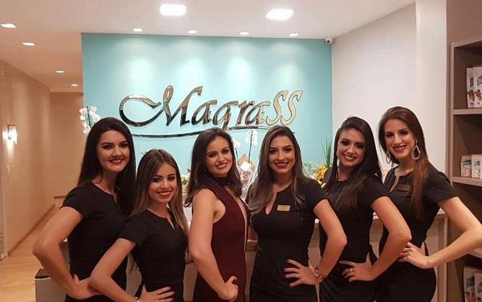 4fac9ee40 Inauguração da Magrass é sucesso