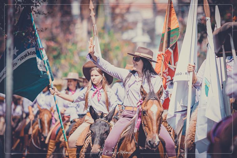 Cavalgada Joana D'arc