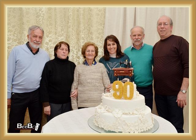 90 anos!
