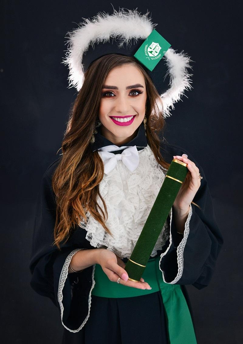 Parabéns, Natalia!