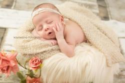 Ela nasceu!