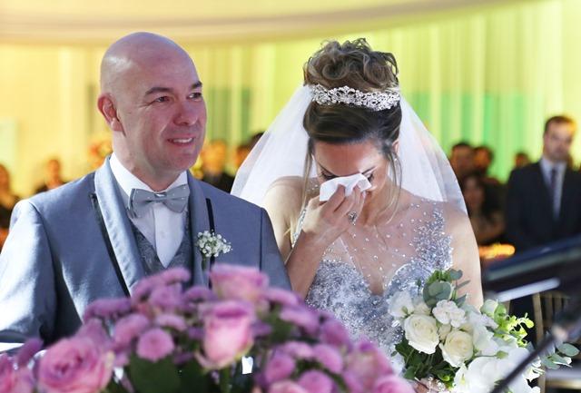 O casamento de Léa & Jeff