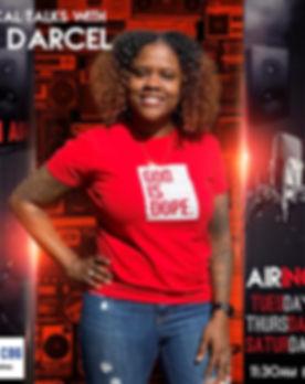 Radical Talks With Tia Darcel- Episode 9