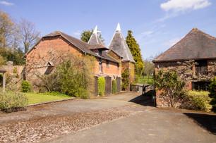 Stockton Bury Garden, Nr Leominster