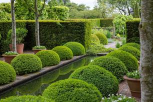Wollerton Old  Hall Garden, Nr Market Drayton