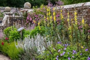 Herstmonceux Castle & Garden, Nr Eastbourne