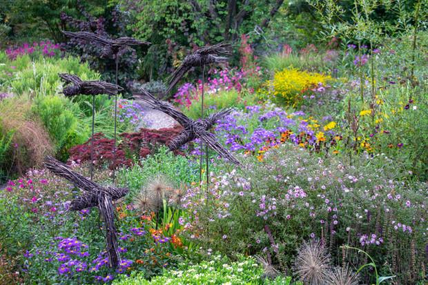 Picton Garden, Malvern