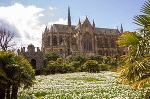 Arundel Cathedral & Gardens